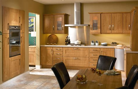 designer kitchen doors shaker houston kitchen doors in pippy oak by homestyle 3237