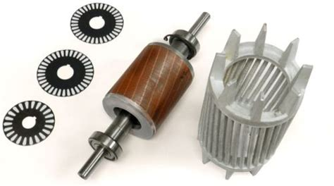ac induction motors  squirrel cage rotors bodine electric gearmotor blog