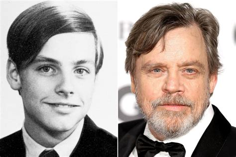 mark hamill high school mark hamill picture before they were famous abc news