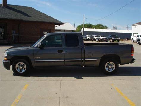 2002 Chevrolet Silverado 1500 4dr Extended Cab 2wd Sb In