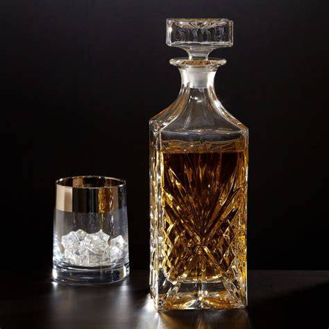 Whiskey Glas Kristall by Dublin Whiskey Decanter Decanter