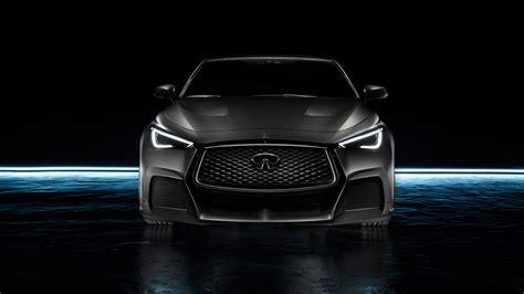infiniti  project black  wallpaper hd car