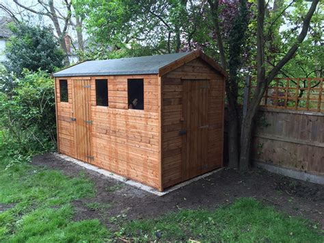 Photos Of Our Customers Sheds Installed In Their Gardens