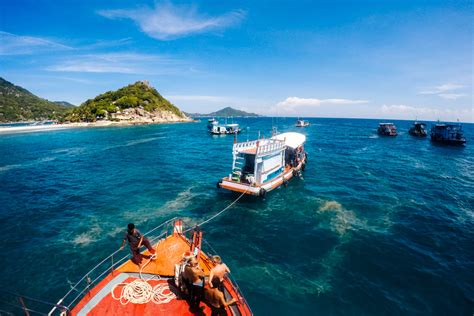 Ko Tao Dive by Getting Scuba Certified In Koh Tao With La Bombona
