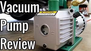 Vacuum Pump Review