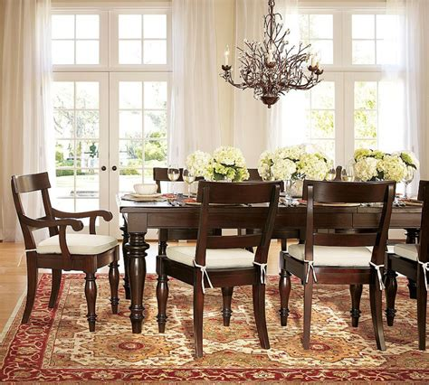 Gallery Of Decorating Ideas For Dining Room  10 Fresh