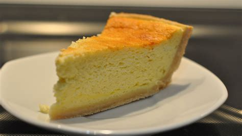 tarte au citron hervé cuisine recette de tarte au fromage blanc légère