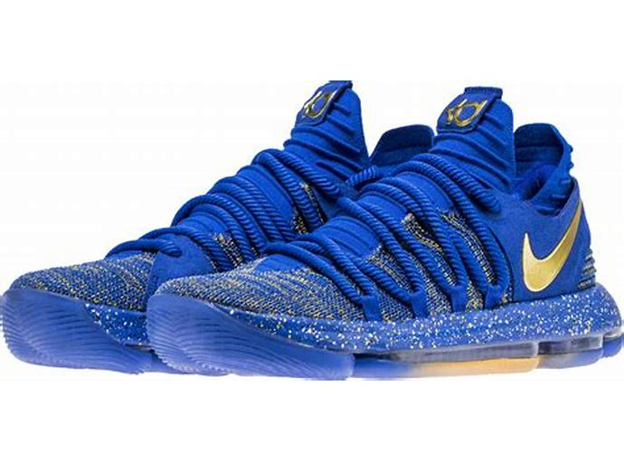 9b796ea2e41 ... coupon code for a detailed look at the nike kd 10 finals pe releasing  today weartesters