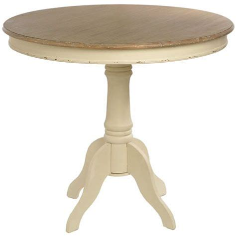shabby chic dining table small farmhouse cream shabby chic round small dining table dine with me pinterest shabby chic