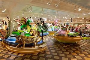 Harrods Toy Kingdom, London