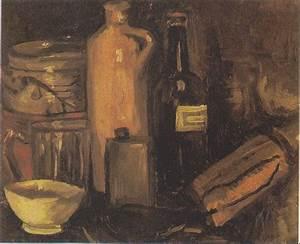 Filevan Gogh Stilleben Mit Steingut Bierglas Und