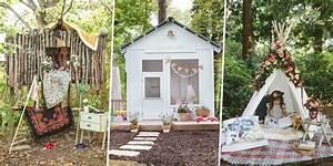 Cabane Exterieur Enfant : diy enfants 10 id es pour construire une cabane ~ Melissatoandfro.com Idées de Décoration