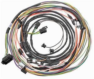 Wiring Harness  Rear Light  1968 Gto  Lemans  Tempest  Conv