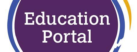 department  education  training