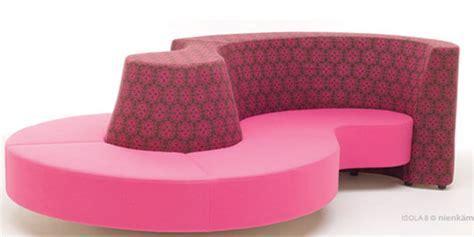 Isola 8 Lounge and Pyramid Chair ? Design by Karim Rashid