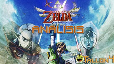Análisis The Legend Of Zelda Skyward Sword Tallon4