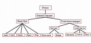 Organizational Chart  Job Description