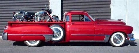1949 Cadillac Phantom Pick Up Truck