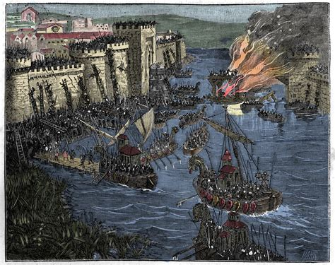 siege social sci normans viking rulers in and