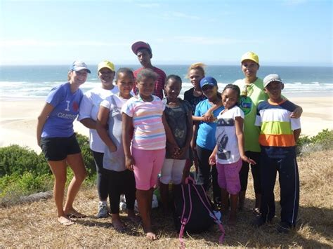 Beach Ecology Day Gap Africa Projects