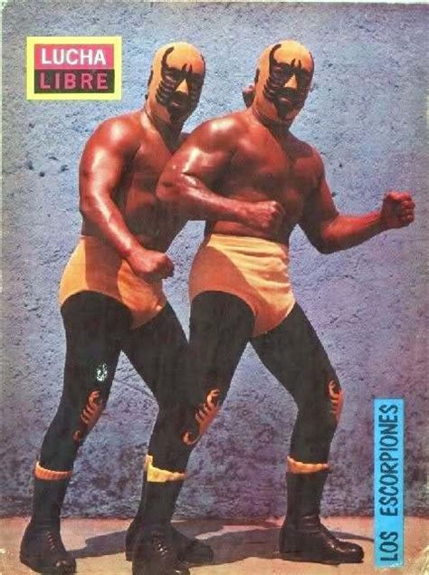 lucha libre magaine covers