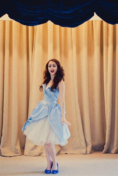 blue   blush