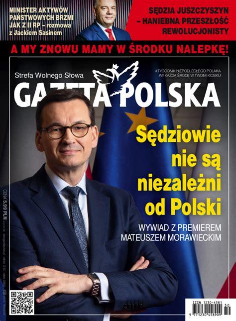 Gazeta Polska - e-wydanie - 50/2019 - NEXTO.PL