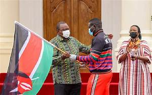 Hit, Or, Miss, Choice, Of, Olympics, Kit, Has, Kenyans, Divided