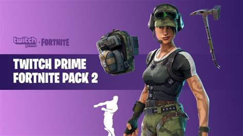 iwill give  fortnite twitch prime pack  asharubvv