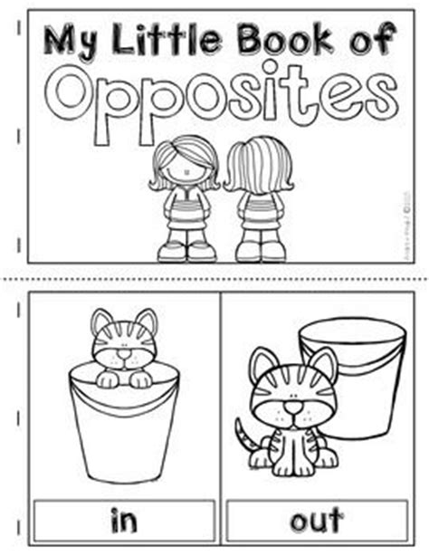 opposites activities for preschoolers learning about opposites poster set pairing cards amp a 845