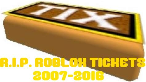 Roblox Tickets Pictures To Pin On Pinterest