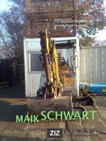 yanmar    minikompact digger construction equipment photo  specs