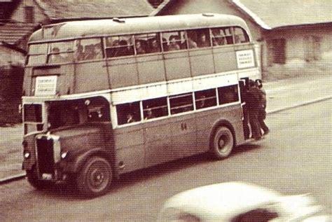 Nekada je Zagrebom vozio i pravi londonski autobus na kat ...