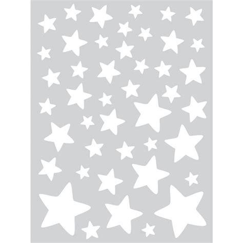 deco chambre adulte gris et blanc stickers enfants supplément d 39 âme etoiles blanches