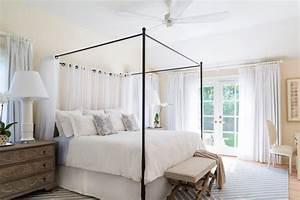 East Hampton Beach Cottage - Beach Style - Bedroom