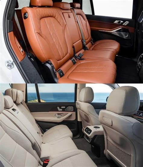 When you get behind the wheel of your next luxury suv, you'll need a comfortable and versatile cabin that can keep up with your lifestyle. Photo Comparison :2020 Mercedes GLS Vs 2019 BMW X7, Which Side Are You On? - AUTOJOSH