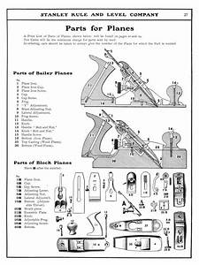 How to Identify Stanley Hand Plane Age and Type (Type