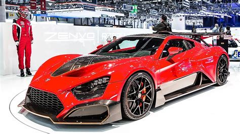revealed genevas  extreme  supercars