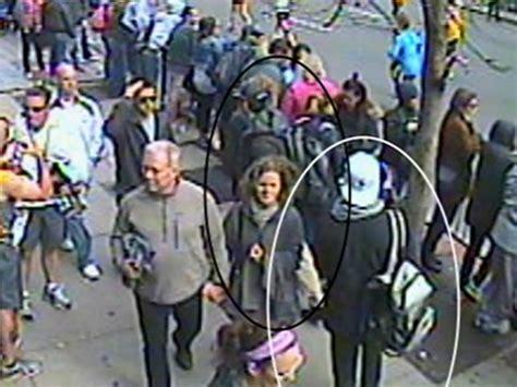 FBI Releases Video From Before Boston Bombings - YouTube