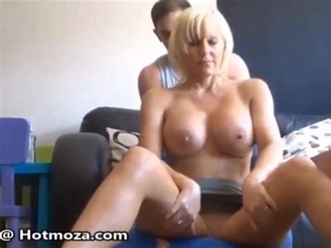 Mom Asks Son For Massage He Groped Her Tits _ Hotmoza Com