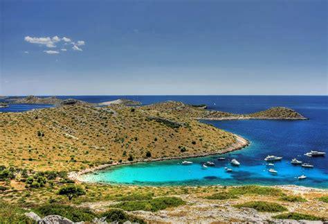 L'arcipelago delle Isole Incoronate, Croazia