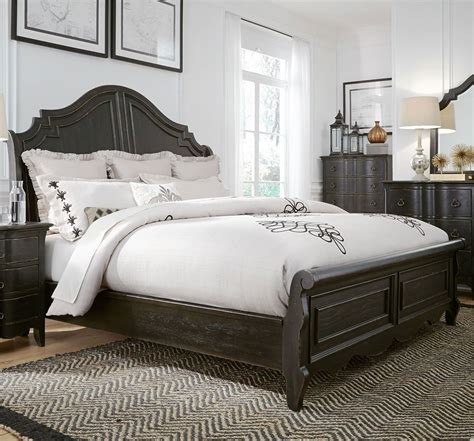chesapeake sleigh bedroom set liberty furniture  reviews