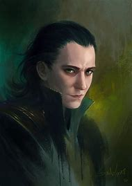 Loki Fan Art deviantART