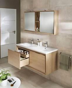 Plan De Travail Salle De Bain Lapeyre : meubles salle de bain lapeyre ~ Farleysfitness.com Idées de Décoration