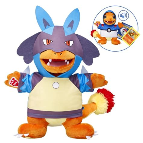 charmander lights  build  bear workshops pokemon