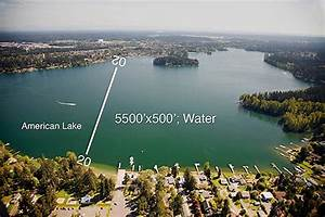 Wsdot - Aviation - All State Airports - American Lake Spb