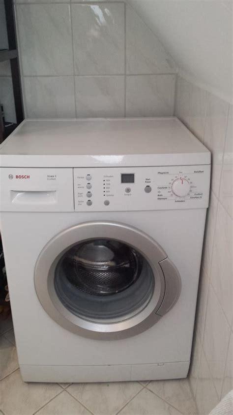 bosch waschmaschine maxx 6 ecowash in m 252 nchen waschmaschinen kaufen und verkaufen 252 ber