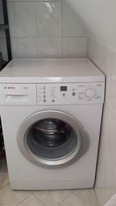 Waschmaschine Bosch Maxx : bosch waschmaschine maxx 6 ecowash in m nchen waschmaschinen kaufen und verkaufen ber private ~ Frokenaadalensverden.com Haus und Dekorationen