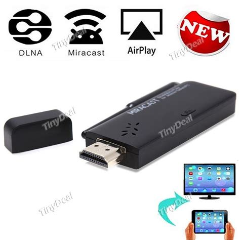 miracast for iphone hi763 miracast dlna airplay wifi display dongle for