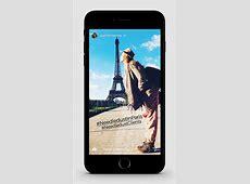 Free Instagram Sponsored, Live & Status Stories UI Mockup